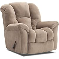 ComfortMax Furniture Rocker Recliner