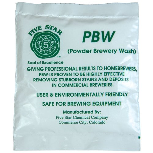 PBW by Five Star- 2 oz. - Pbw Cleaner Star Five