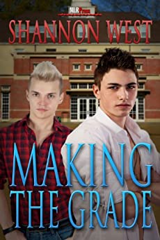 Making The Grade by [West, Shannon]