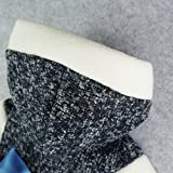Fitwarm Snowflake Knitted Pet Clothes for Dog Dress Hooded Coats Sweater Cat Apparel