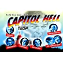 Capitol Hell Political Monsters Postcard Book