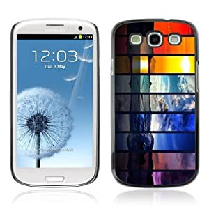 Designer Depo Hard Protection Case for Samsung Galaxy S3 / Different Seasons