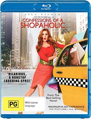 Confessions of a Shopaholic [NON-USA Format / Region B Import - Australia] -  Blu-ray, P.j Hogan