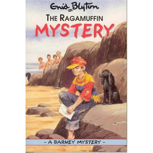 The Ragamuffin Mystery - Book #6 of the Barney Mysteries