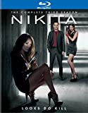 Nikita: The Complete Third Season (CANADA) [Blu-ray]