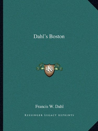 Read Online Dahl's Boston pdf