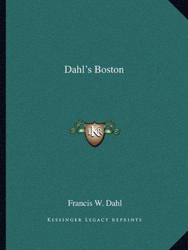 Dahl's Boston PDF