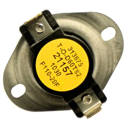 7975-3281 - York OEM Furnace Replacement Fan Switch F110 (Coleman Switch Furnace Fan)
