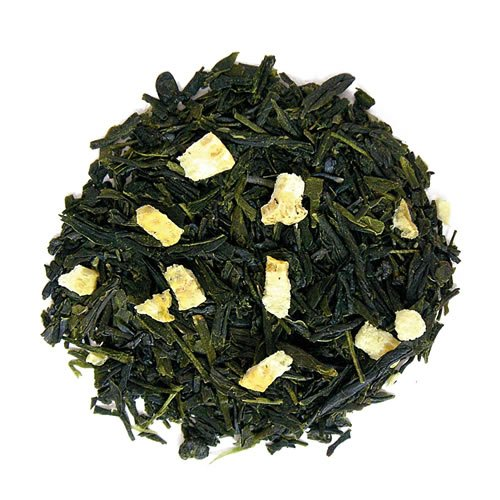 Tokyo Matcha Selection Tea - [Flavored] Japanese YUZU Citron Sencha Green Teabag 2.5g (0.08oz) * 10bags from Japan [Standard ship by SAL: NO tracking]