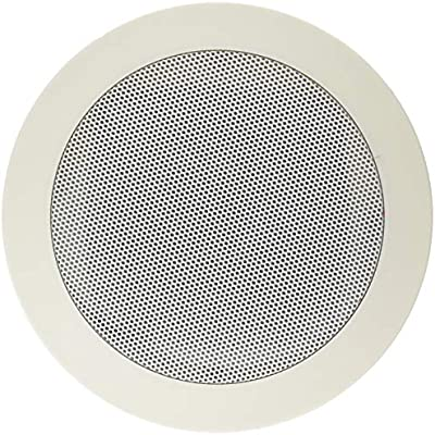 In-Ceiling Speakers White Round
