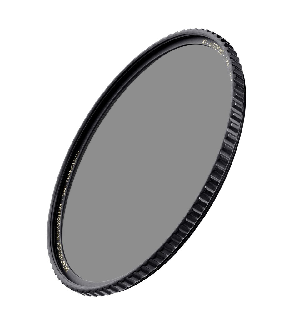 Breakthrough Photography 82mm X4 10-Stop ND Filter Camera Lenses, Neutral Density Professional Photography Filter Lens Cloth, MRC16, Schott B270 Glass, Nanotec, Ultra-Slim, Weather-Sealed by Breakthrough Photography (Image #9)