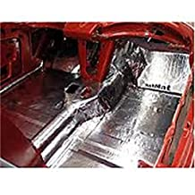 Hushmat 621931 Sound and Thermal Insulation Kit (1993-2002 Camaro Floor)