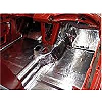 HushMat 626681 Sound and Thermal Insulation Kit (1968-1972 Chevy X Nova Body Floor)