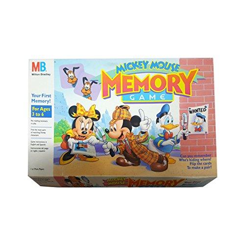 Milton Bradley Mickey Mouse Memory ()