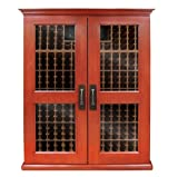 Sonoma LUX 800-Model Cherry Wine Credenza by Vinotemp