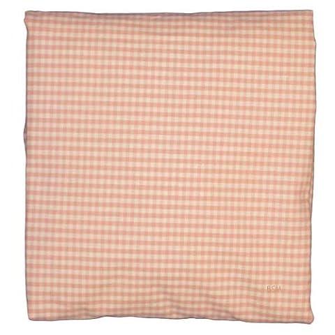 Glenna Jean Isabella Fitted Sheet, Pink/Cream - Glenna Jean Baby Crib