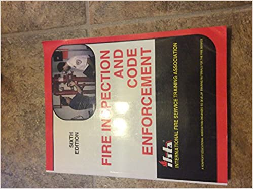 Fire inspection and code enforcement 6th edition michael wieder fire inspection and code enforcement 6th edition 6th edition fandeluxe Images
