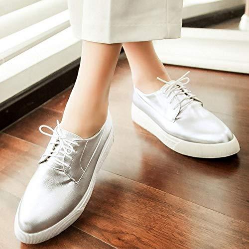 Women silver Flat Melady 2 Sneaker Fashion FnqYSBd
