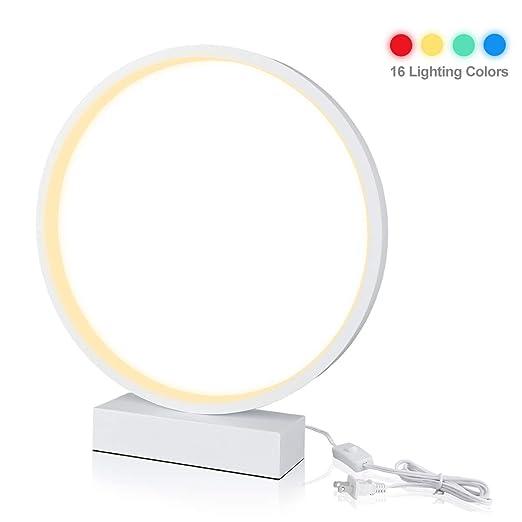 Amazon.com: Smart Lámpara, lanmu Smart Lámpara de mesa ...
