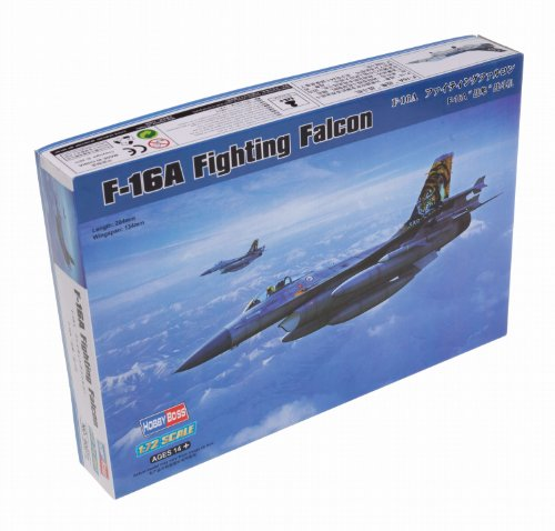 Hobby Boss F-16A Fighting Falcon Airplane Model Building Kit