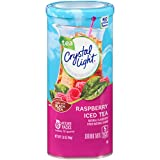 Crystal Light Raspberry Tea Drink Mix (12-Quart) 1.6-Ounce Packages (Pack of 12)