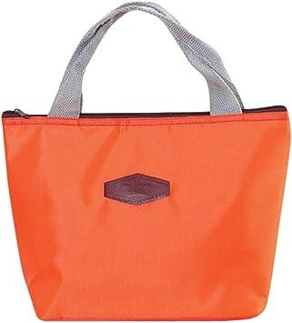 Portable R/éutilisable pour Panier-Repas Repas Multi-usages Style Sac /à D/éjeuner Adulte pour Travail Ecole Voyage Pique-Nique Camping Repas Pr/épar/és Lunch Bag feiXIANG Sac Isotherme