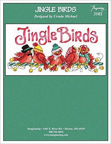 Jingle Birds Cross Stitch Chart (