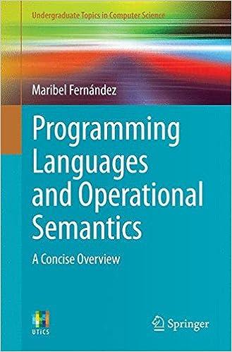 semantics of programming languages pdf free