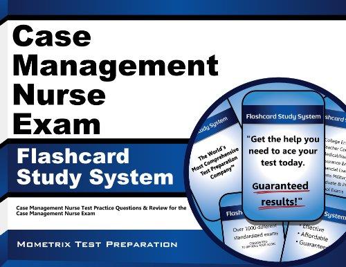 Case Management Nurse Exam Flashcard Study System: Case Management Nurse Test Practice Questions & Review for the Case Management Nurse Exam Pdf