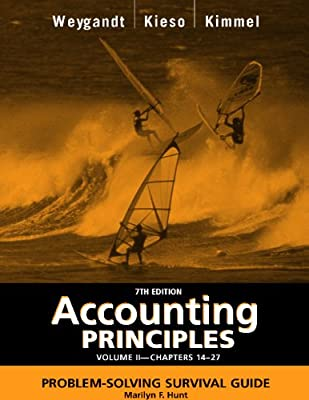 Accounting Principles: WITH PepsiCo Annual Report v  2