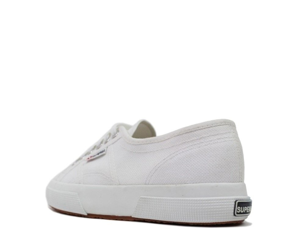 Superga 2750 Cotu Classic, Unisex Adults' Low-Top Sneakers, White, 7.5 UK (41.5 EU) by Superga (Image #8)
