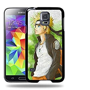 Case88 Designs Naruto Protective Snap-on Hard Back Case Cover for Samsung Galaxy S5