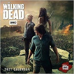 2021 AMC The Walking Dead® Mini Calendar: AMC: 9781531911478
