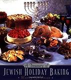 A Treasury of Jewish Holiday Baking, Marcy Goldman, 0385479336