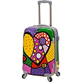 20'' Vision Polycarbonate Carry-On HEART