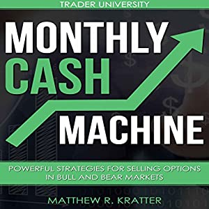 Monthly Cash Machine Audiobook