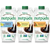 nutpods Unsweetened Dairy-Free Creamer (Variety Pack, 3-pack)