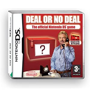 Deal or No Deal: The Banker Is Back! (Nintendo DS): Deal Or