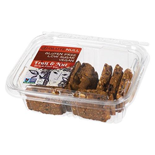 GluteNull Fruit & Nut Breakfast Bar – Low Sugar, Gluten Free, Vegan For Sale