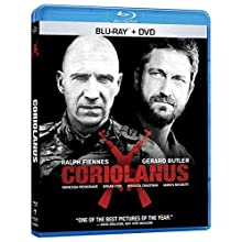 Coriolanus (Blu-ray + DVD) (2011)