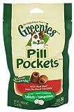 Greenies Pill Pockets Tablets, Beef Flavor, 3.2-Ounce, My Pet Supplies