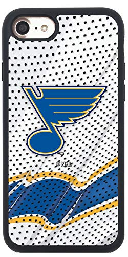 St Louis Blues - Away Jersey Design on Black iPhone 8 Guardian Case by Fanmade