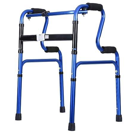 Xuping shop Andador discapacitado Andador Azul/Rojo/latón ...