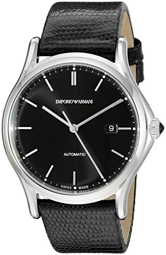 Emporio Armani Swiss Made Men's ARS3001 Analog Display Sw...