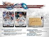 2018 Topps Baseball Series 1 Factory Sealed 10 Pack Blaster Box - Fanatics Authentic Certified - Baseball Wax Packs
