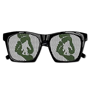Sasquatch Bigfoot Unisex Polarized Party Sunglasses Resin Frame Eyewear Favor Mesh Lens Sun Glasses