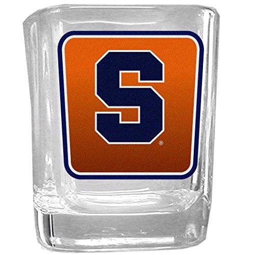 (NCAA Syracuse Orange Square Glass Shot Glass )