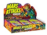 Mars Attacks Invasion Sealed Hobby Box with 24 Packs