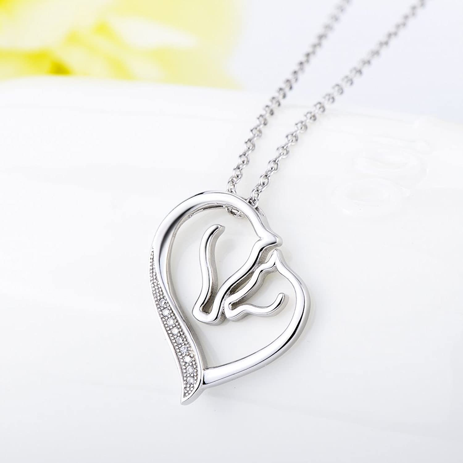 cut coin lovers friend products best jewellery equestrian necklaces horse hand jewelry