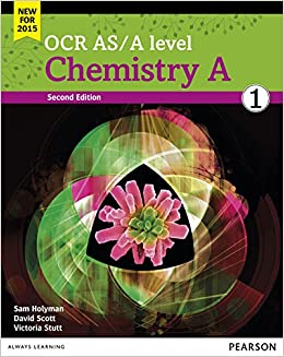 book Cambridge International AS and A Level Chemistry PDF
